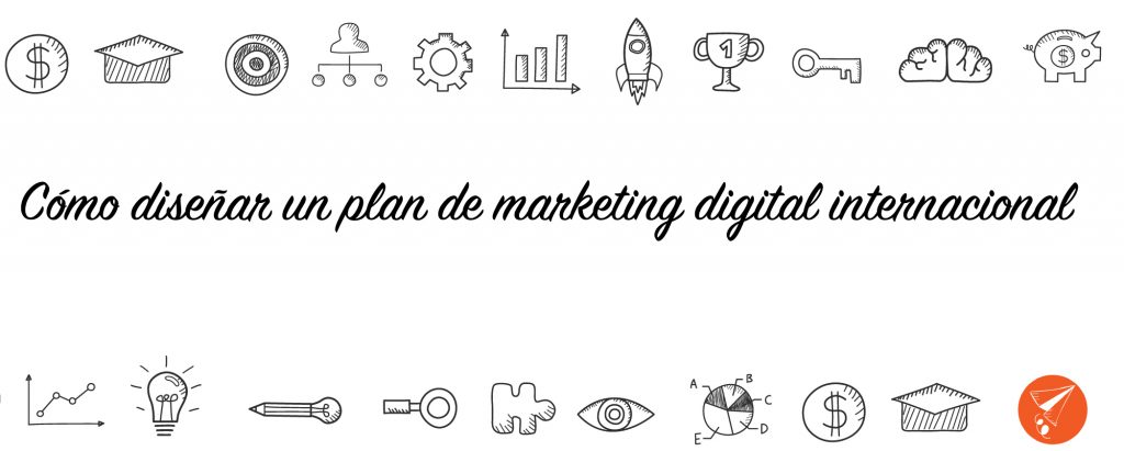 plan de marketing digital internacional