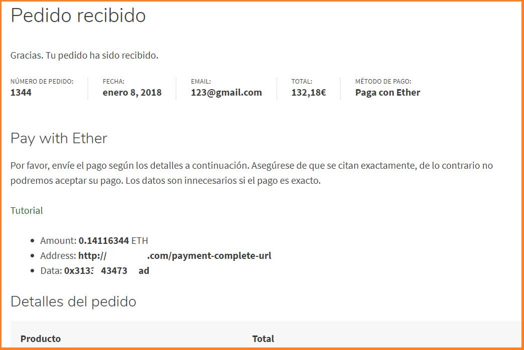 pay with ether pedidos pagar con bitcoins en woocommerce