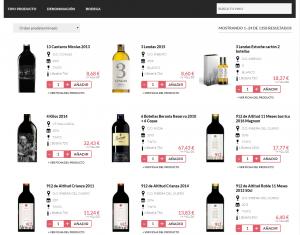 daniel fonterosa ecommerce vinos