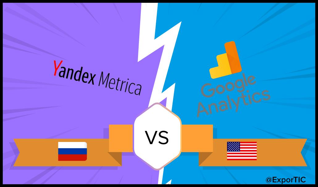 yandex metrica vs google analytics